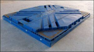 Gebindeabdeckung-1210-blau-gebraucht-Foto1