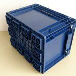 R-KLT-4329-gebraucht-Transportbox-Stapelboxen-Behälter-Foto5