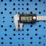 C-KLT-6428-2-Wasserablauflöcher-Stapelbox-gebraucht-blau-Foto8