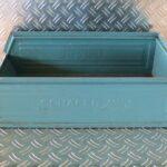Sichtlagerbehälter aus Stahl, Lager-fix Größe 2H, Foto1