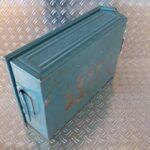 Sichtlagerbehälter aus Stahl, Lager-fix Größe 2H, Foto4