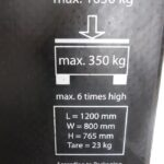 Faltbehälter-Stapelbehälter-Faltbox-Klappbox-Ecopack1208S-Foto