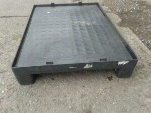 Quadbox, Faltbox, Faltbehälter, Großbox, faltbare Klappbox, Foto5