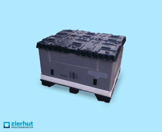 Faltbehälter 3-teiliges Behältersystem Unipack