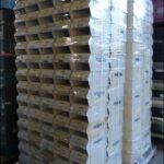 Sichtlagerkasten-K200/2-PS-Kunststoff-Kisten-Stapeltransport-Kästen-Boxen-weiß-gebraucht-Foto5