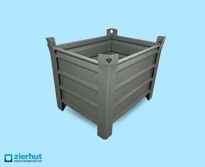Transport- und Stapelbehälter, lackiert