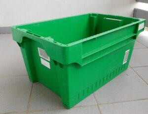 Drehstapelbehälter, gebraucht von Schäfer, EFB-643, 600x400x300mm-foto8