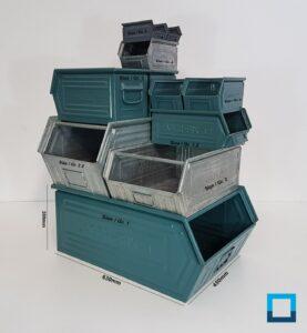 Groessenuebersicht-gebrauchter-Lager-fix-Behälter