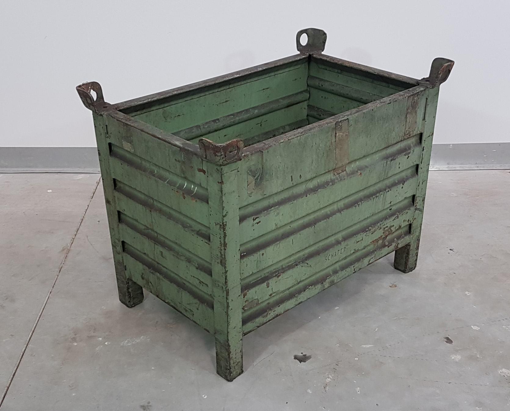 Stapelboxen-stahl-gebraucht-80x60x60-foto1